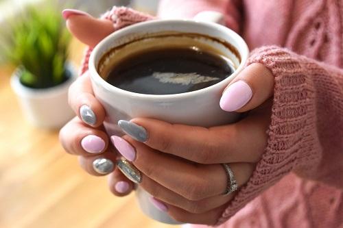結節 コーヒー ヘバーデン